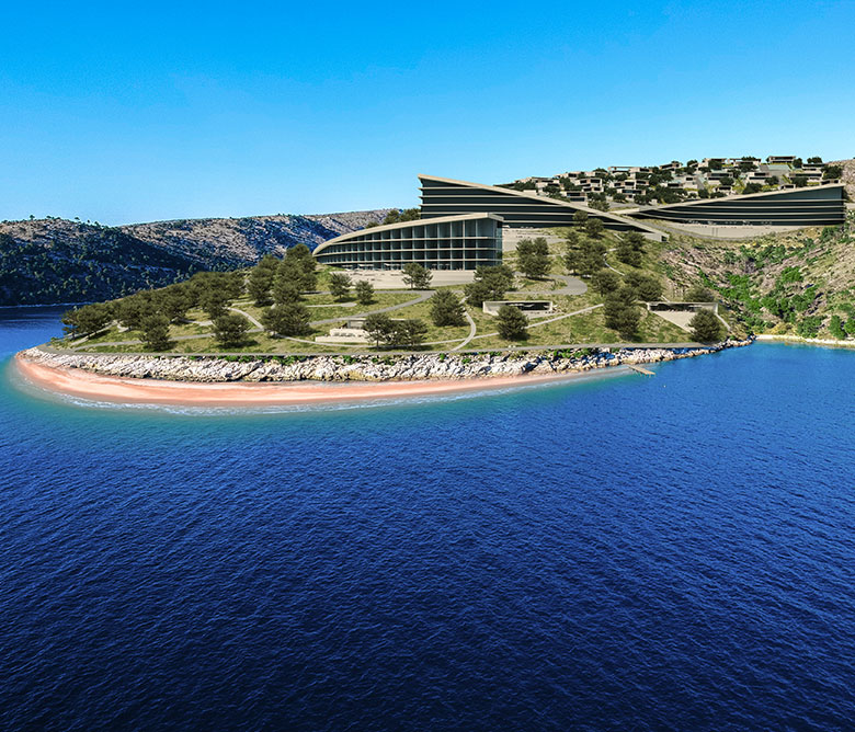 Smrka Bay Resort